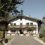 Bertahof Restaurant in Bad Hofgastein