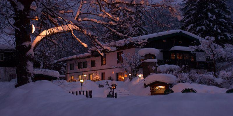 Bertahof Winter 1