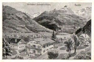 Bertahof in Bad Hofgastein