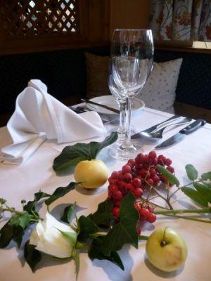 Bauernherbst am Landgasthaus Bertahof: Kulinarische Köstlichkeiten im Herbst